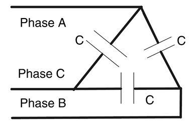 اتصال مثلث بانک خازنی