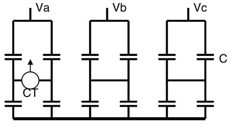اتصال پل بانک خازنی