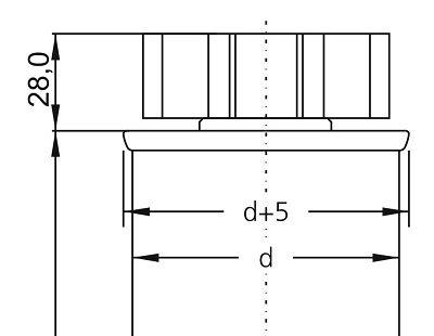 ترمینال کوچک خازن سه فاز فشار ضعیف