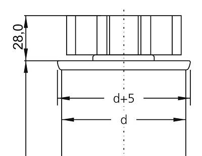 ترمینال کوچک جهت خازن فشار ضعیف سه فاز فراکو (فراکوه)