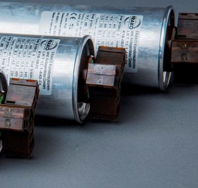خازن 3فاز فشار ضعیف فراکو ، 9.1 کیلووار در 440 ولت ( 7.5 در 400) LKT9.1-440DL
