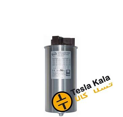 خازن سه فاز فشار ضعیف فراکو 25 کیلووار  LKT30-440DP