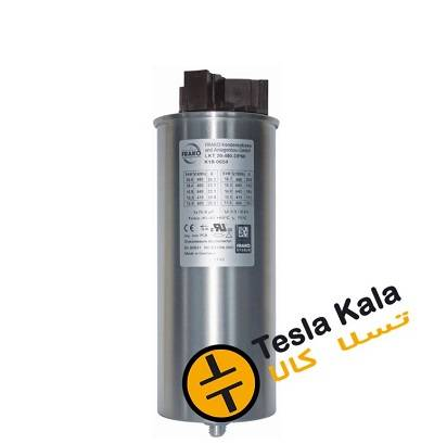 خازن 3فاز فشار ضعیف فراکو 5کیلووار LKT7.2-480DL