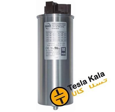 خازن 3فاز فشار ضعیف فراکو 25 کیلووار  LKT30-440DP