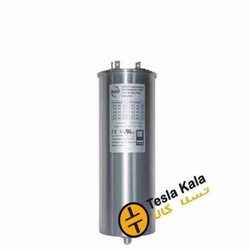 خازن 3 فاز فشار ضعیف فراکو 10کیلووار LKT10-400DB