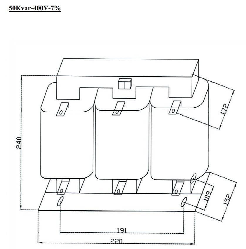 فیلتر هارمونیک خازنی