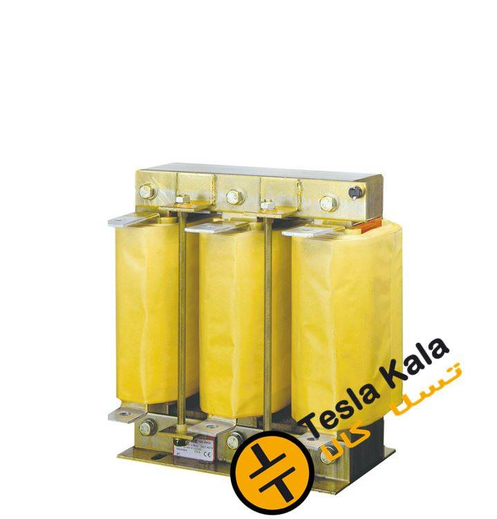 فیلتر هارمونیک خازنی 12.5کیلووار فراکوه HFR-14/400/12.5