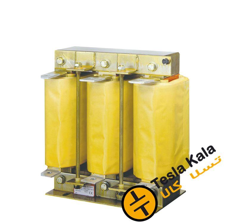 فیلتر هارمونیک خازنی 25 کیلووار فراكوه، مدل HFR-14/400/25