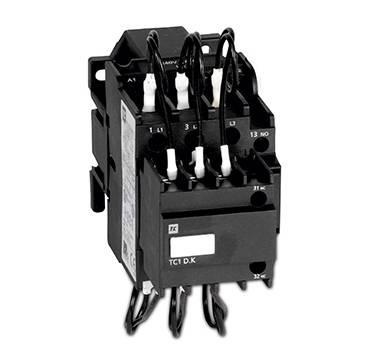1 1 - کنتاکتور خازنی 12.5 کیلوواری  TC با برند PKC