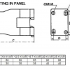 5 25 kvar draw 1 100x100 - کنتاکتور خازنی 12.5 کیلوواری TC با برند PKC