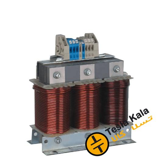 فیلتر هارمونیک خازنی 12.5 کیلووار پرتوخازن، PKR-400/7/12.5