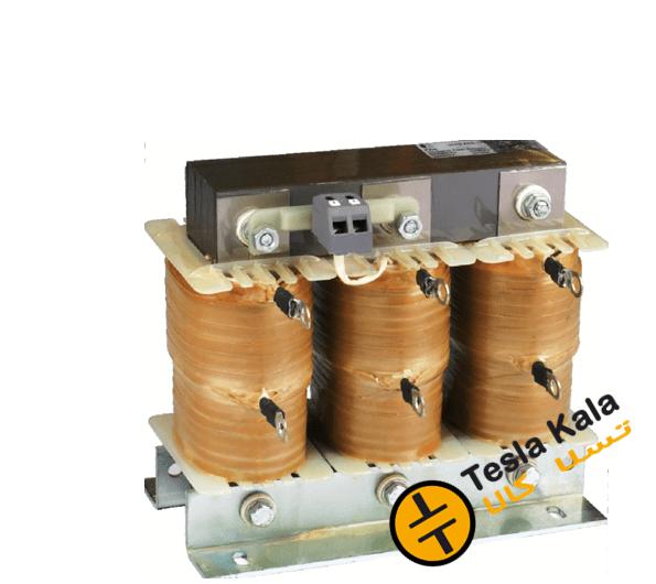 فیلتر هارمونیک خازنی 12.5 کیلووار پرتوخازن، PKR-400/14/12.5