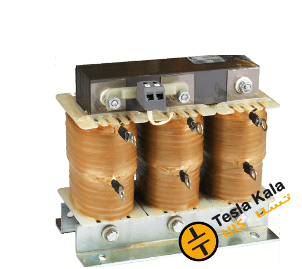 فیلتر هارمونیک خازنی 25 کیلووار پرتوخازن، مدل PKR-400/7/25