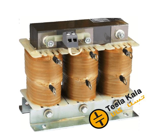 فیلتر هارمونیک خازنی 25 کیلووار پرتوخازن، مدل PKR-400/14/25