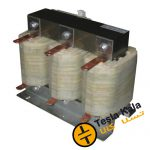 فیلتر هارمونیک خازنی 50کیلووار پرتوخازن، مدل PKR-400/14/50