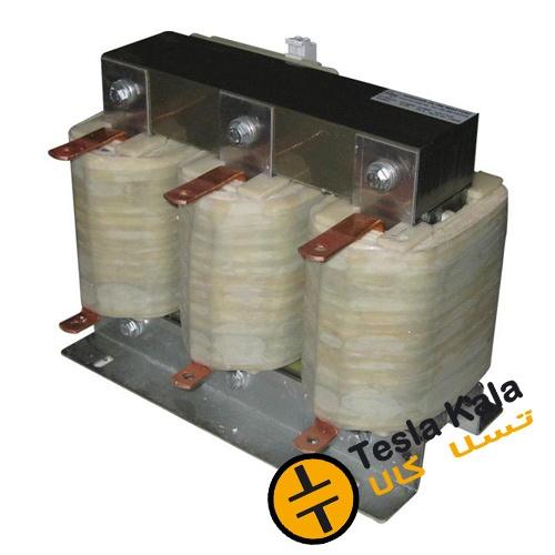f pkc filter 1 - فیلتر هارمونیک خازنی 12.5 کیلووار پرتوخازن، PKR-400/14/12.5