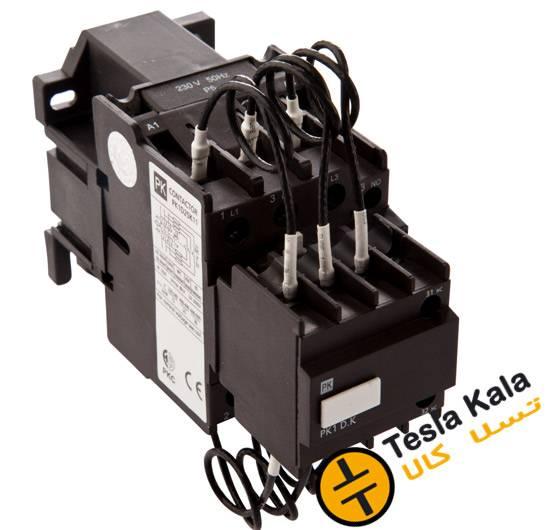 کنتاکتور خازنی 40 کیلوواری TC با برند PKC