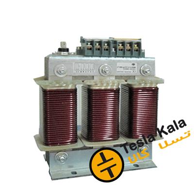 12.5 7 lifasa - فیلترهارمونیک خازنی 12.5کیلووار،7درصد،لیفاسا، مدل INR40127