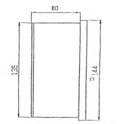 رگولاتور بانک خازنی، پارس مت PARS-mat مدل PF12