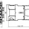 N KML 25 100x100 - کنتاکتور خازنی 25کیلوواری برند LIFASA مدل KML25