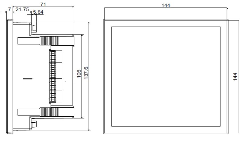 رگولاتور بانک خازنی، لیفاسا مدل فوق پیشرفته  MASTER12