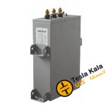 خازن 3فاز فشار ضعیف لیفاسا، 30 کیلووار در 440 ولت ( 25 در 400) مدل مکعبی FML4430
