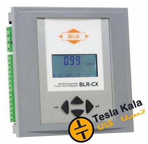 رگولاتور بانک خازنی، بلوک آلمان BELUK مدل BLR-CX06