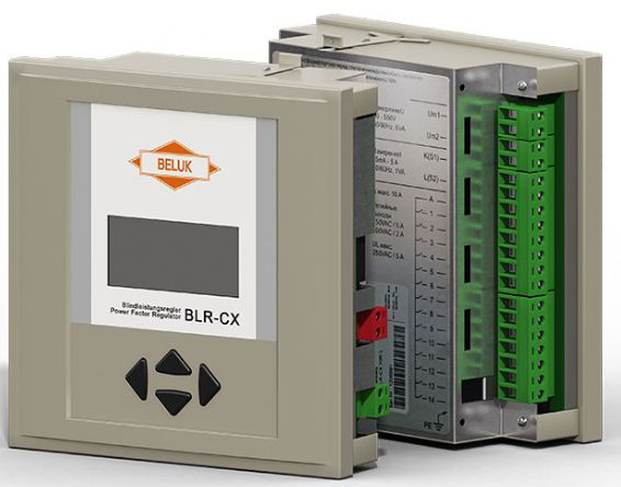 رگولاتور بانک خازنی، بلوک آلمان BELUK مدل BLR-CX14