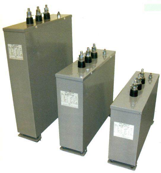 خازن 3فاز فشارضعیف خشک،40 کیلووار پارس مدل MKP 420/40