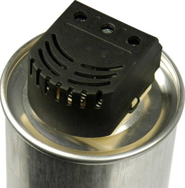 خازن 3فاز فشار ضعیف اشنایدر، 9.1 کیلووار در 440 ولت ( 7.5 در 400) سری BLR_VCSDY