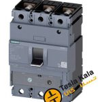 کلید SIEMENS اتوماتیک 200 آمپر قابل تنظیم حرارتی-غیرقابل تنظیم مغناطیسی 3VA1220-4EF32-0AA0
