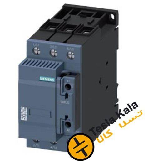 50 FFFFFF - کنتاکتور خازنی 50 کیلوواری برند SIEMENS مدل 3RT2636-1AP03