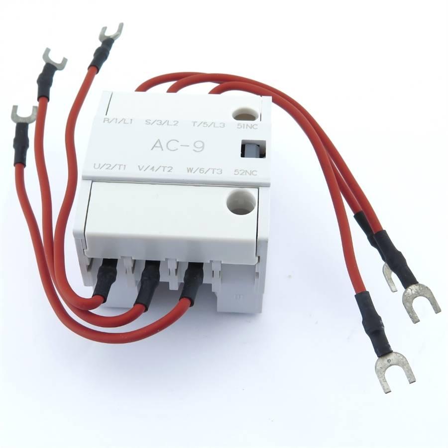 کنتاکتور خازنی 25کیلوواری برند LS مدل MC-32-AC9