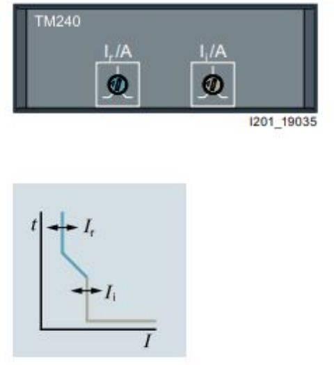 کلید اتوماتیک،کمپکت 200 آمپر،قابل تنظیم حرارتی-قابل تنظیم مغناطیسی SIEMENS