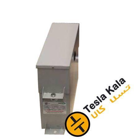 خازن 3فاز فشار ضعیف روغنی کتابی 25 کیلووار 440 ولت (20 در 400) پارس PARS.GH