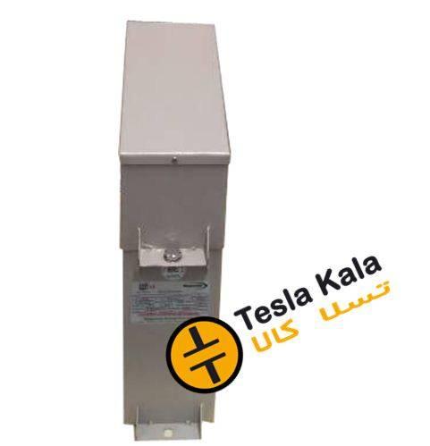 خازن 3فاز فشار ضعیف روغنی کتابی 40 کیلووار 440 ولت (30 در 400) پارس PARS.GH