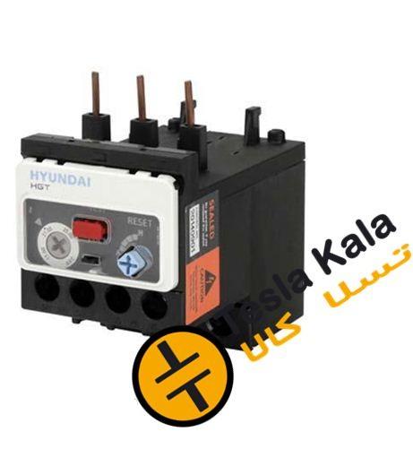 بی متال ( رله حرارتی/ اضافه جریان) هیوندای مدل HGT18K تنظیمات 8 : 12