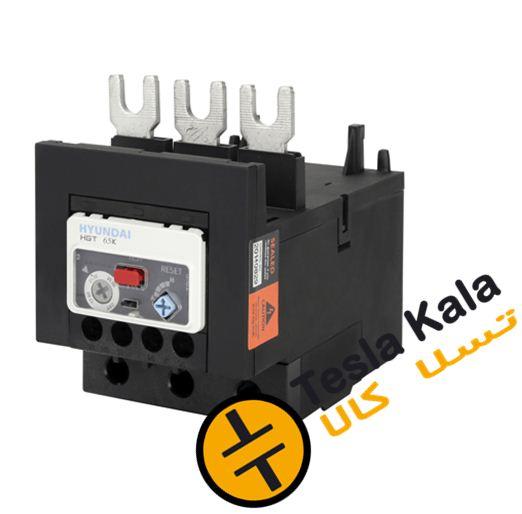 بی متال ( رله حرارتی/ اضافه جریان) هیوندای مدل HGT65K تنظیمات 45 : 65