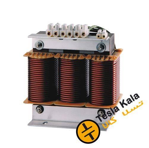فیلتر هارمونیک خازنی 25 کیلووار( سیم پیچی مسی) پارس  7/400/25