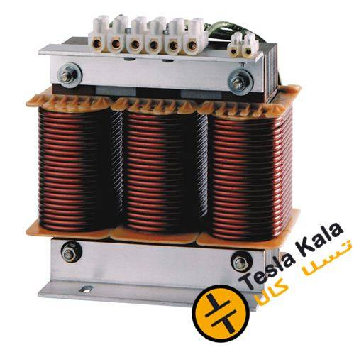 فیلتر هارمونیک خازنی 50 کیلووار( سیم پیچی مسی) پارس  7/400/50