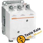 کنتاکتور قدرت، 250 آمپر، 145 کیلووات، بوبین 230VAC ، برند لواتو ایتالیا LOVATO – B250