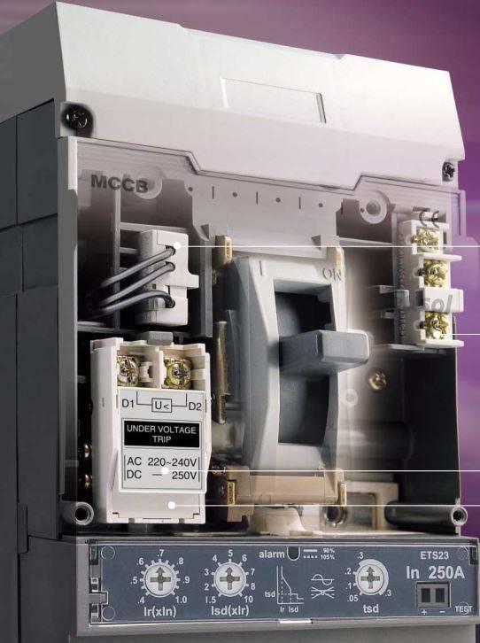 GALLERY ALL SUSOL - کلید اتوماتیک،کمپکت 160 آمپر،قابل تنظیم حرارتی-مغناطیسی LS سری SUSOL