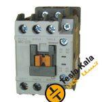 کنتاکتور قدرت، 18 آمپر، 7.5 کیلووات، بوبین VAC 220، برند LS مدل MC-18b