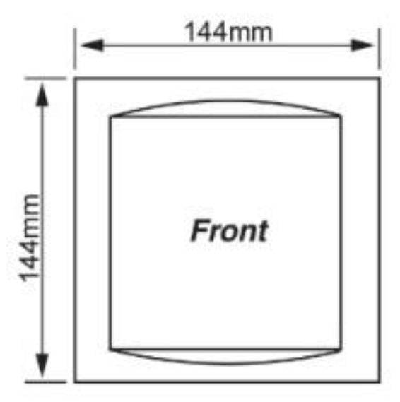 5555555555 - رگولاتور بانک خازنی، 12 پله زایلوگ ZILUG مدل ALFA AL2020