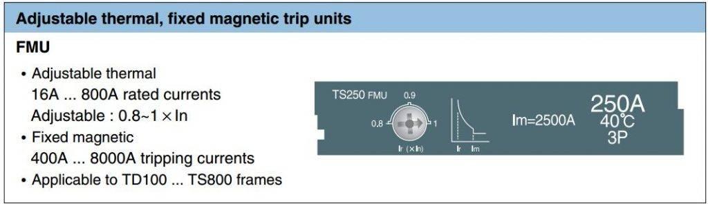 کلید اتوماتیک،کمپکت 25 آمپر،قابل تنظیم حرارتی-ثابت مغناطیسی LS سری SUSOL