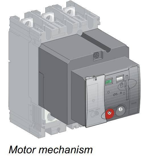 کلید اتوماتیک، اشنایدر 80 آمپر، قابل تنظیم حرارتی- ثابت مغناطیسی سری NSX