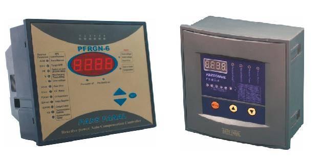 رگولاتور بانک خازنی، پارس فانال مدل-PFRG-12