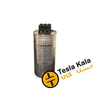 خازن 3فاز هیدرا، روغنی آلمان-چک، 10 کیلووار در 440 ولت ( 8 در 400) HYDRA
