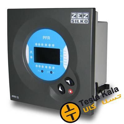 رگولاتور بانک خازنی 6 پله ZEZ  مدل PFR6