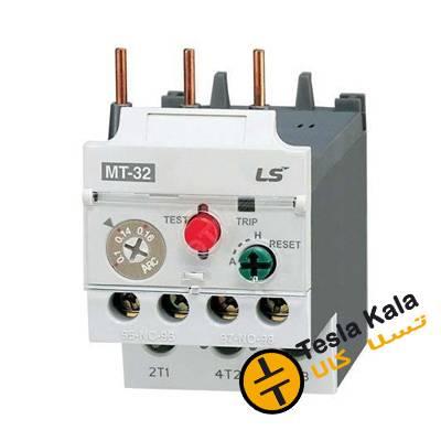 بی متال ( رله حرارتی/ اضافه جریان) LS مدل MT32 3H تنظیمات 6 : 9